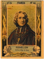 "Series 24 number 44 ""Fenelon, Francia"""