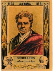 "Series 24 number 61 ""Schelling, Alemania"""
