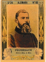 "Series 24 number 66 ""Feuerbach, Alemania"""
