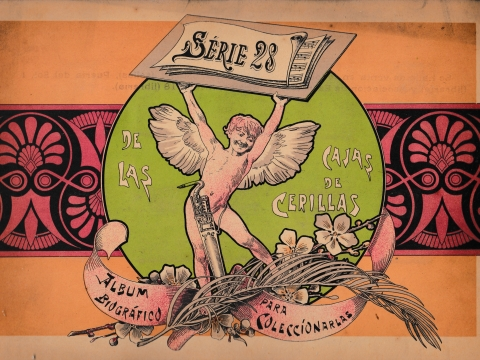 Series 28 album front page