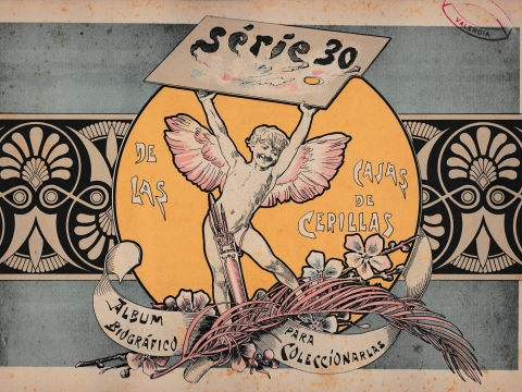 Series 30 album front page